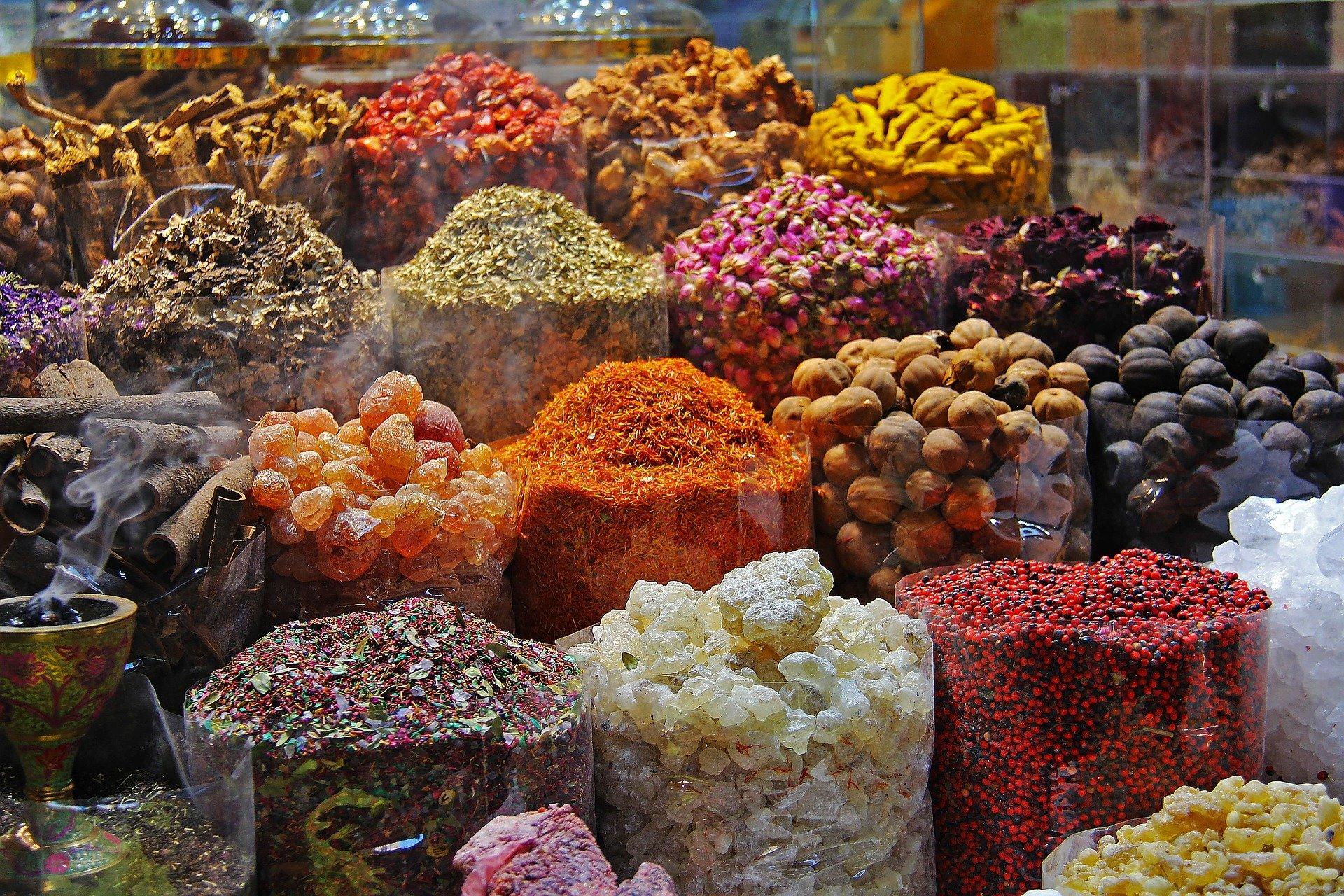Дубай рынок специй купить квартиру тайланд