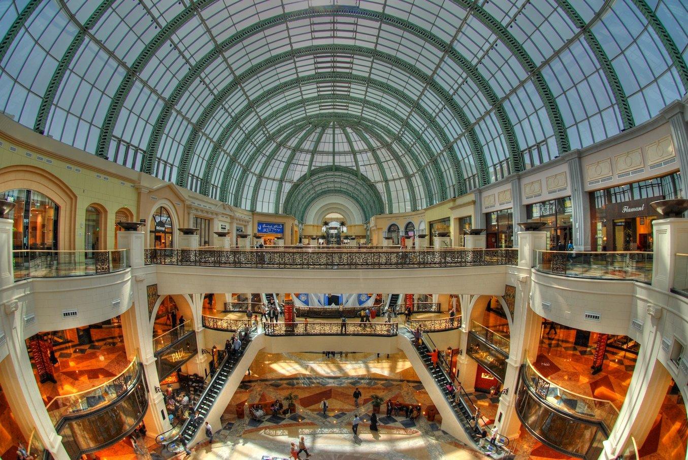 Торговый центр дубай эмирейтс средняя зарплата в дубае в 2017 году